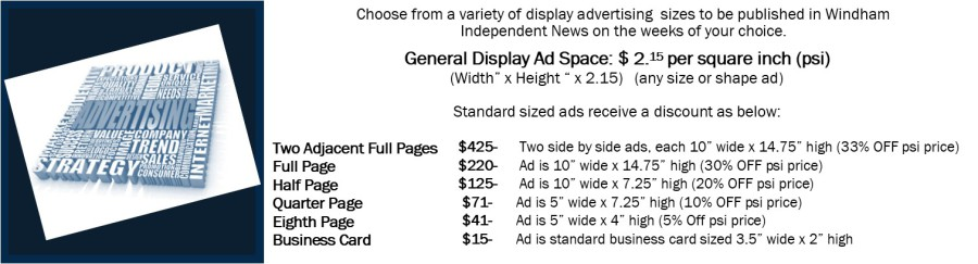 Windham publishing inc advertising please be sure to complete your advertising purchase reheart Gallery